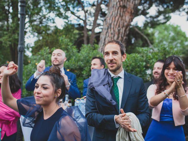 La boda de Daniel y Silvia en Rivas-vaciamadrid, Madrid 130
