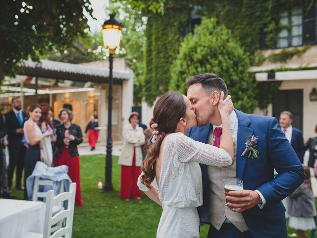 La boda de Daniel y Silvia en Rivas-vaciamadrid, Madrid 131