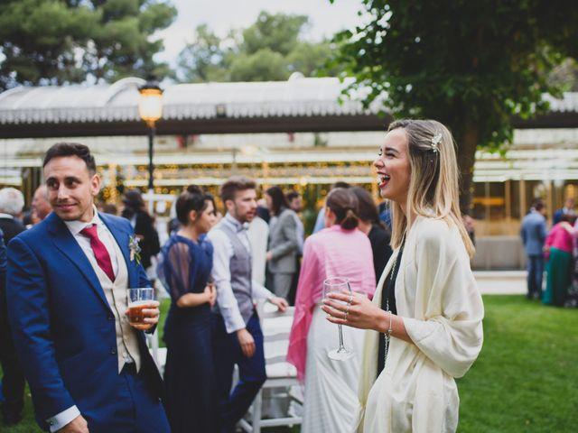 La boda de Daniel y Silvia en Rivas-vaciamadrid, Madrid 133