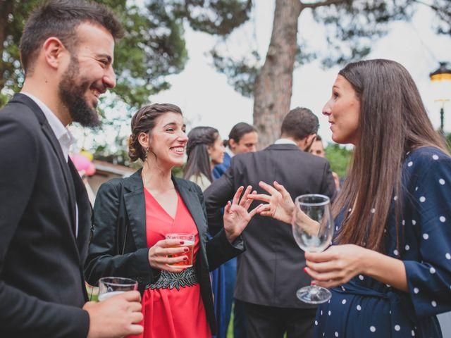 La boda de Daniel y Silvia en Rivas-vaciamadrid, Madrid 134