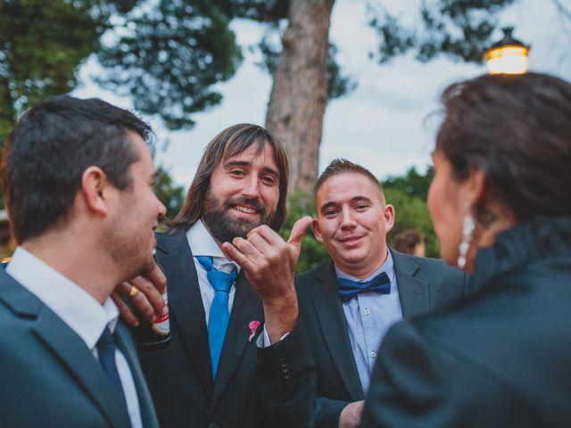 La boda de Daniel y Silvia en Rivas-vaciamadrid, Madrid 145