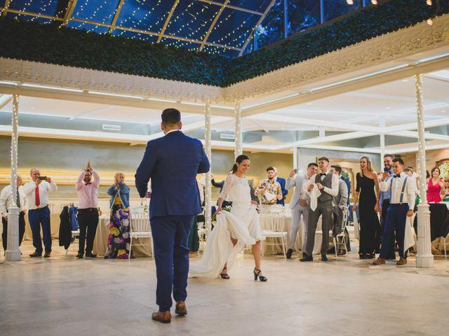 La boda de Daniel y Silvia en Rivas-vaciamadrid, Madrid 149