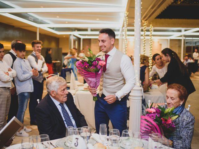 La boda de Daniel y Silvia en Rivas-vaciamadrid, Madrid 163
