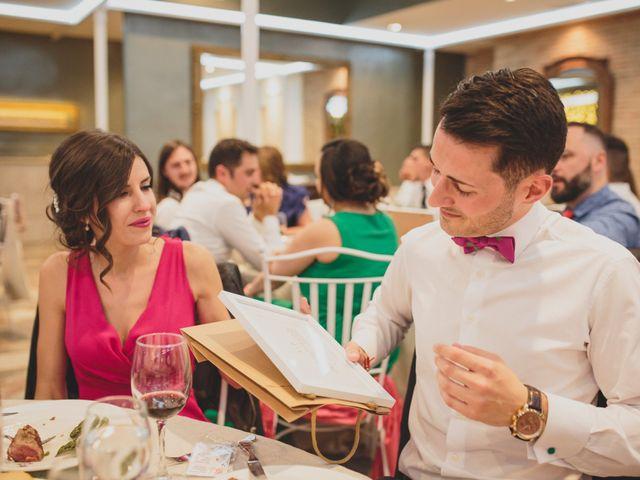 La boda de Daniel y Silvia en Rivas-vaciamadrid, Madrid 170