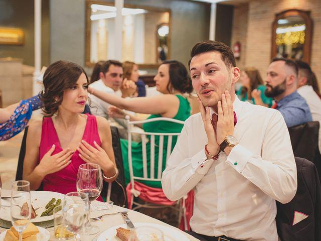 La boda de Daniel y Silvia en Rivas-vaciamadrid, Madrid 172
