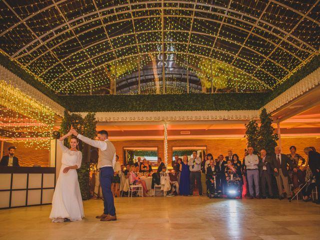 La boda de Daniel y Silvia en Rivas-vaciamadrid, Madrid 187