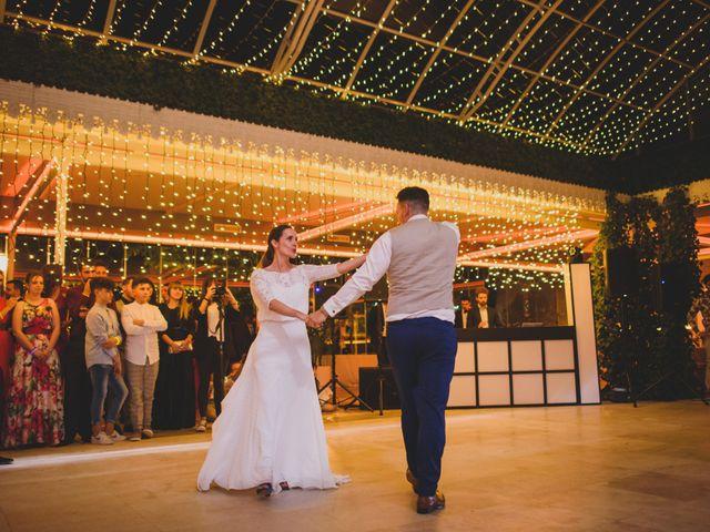 La boda de Daniel y Silvia en Rivas-vaciamadrid, Madrid 190