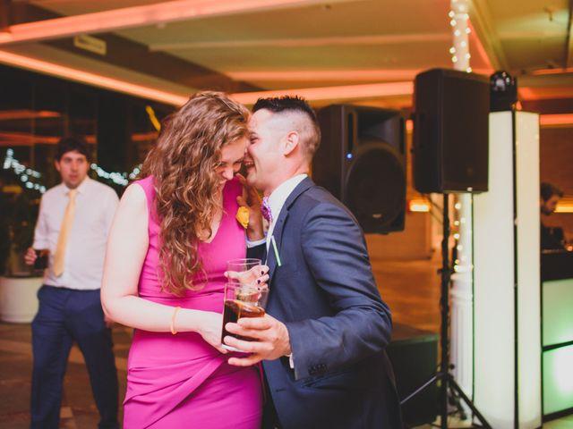 La boda de Daniel y Silvia en Rivas-vaciamadrid, Madrid 212