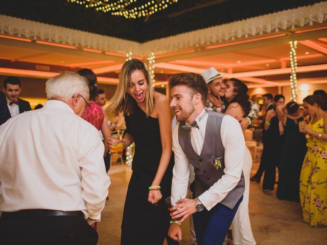 La boda de Daniel y Silvia en Rivas-vaciamadrid, Madrid 215