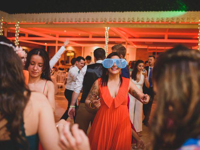 La boda de Daniel y Silvia en Rivas-vaciamadrid, Madrid 221