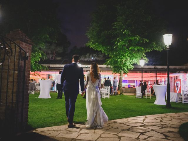 La boda de Daniel y Silvia en Rivas-vaciamadrid, Madrid 232