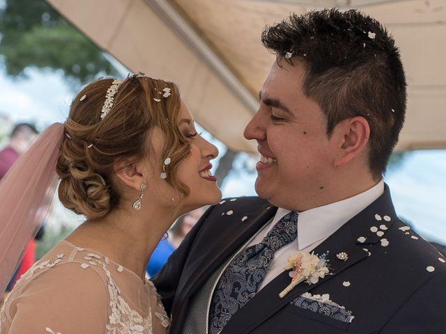 La boda de Belén y Juanma