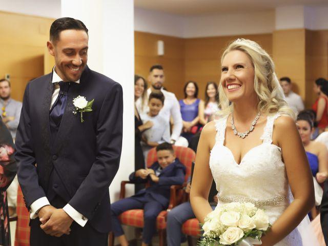 La boda de Juan Carlos y Veronica en Málaga, Málaga 4
