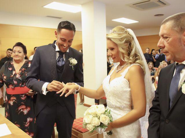 La boda de Juan Carlos y Veronica en Málaga, Málaga 8