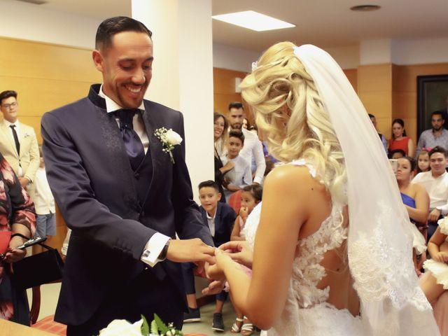 La boda de Juan Carlos y Veronica en Málaga, Málaga 9