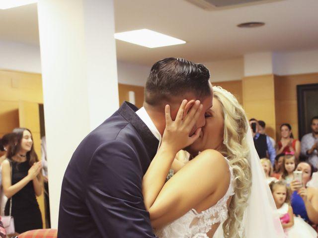 La boda de Juan Carlos y Veronica en Málaga, Málaga 11