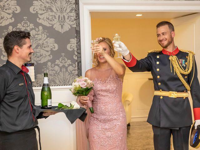 La boda de Rosabel y Santi
