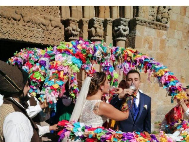 La boda de Luis y Ary en Cervatos, Cantabria 1