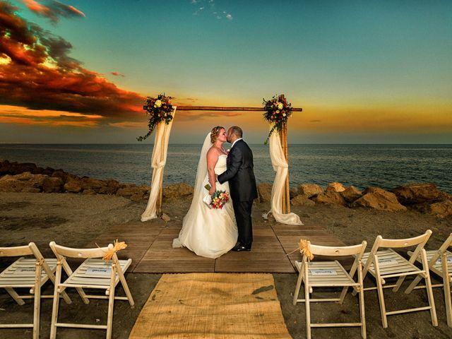 La boda de Isabel y Mohammed
