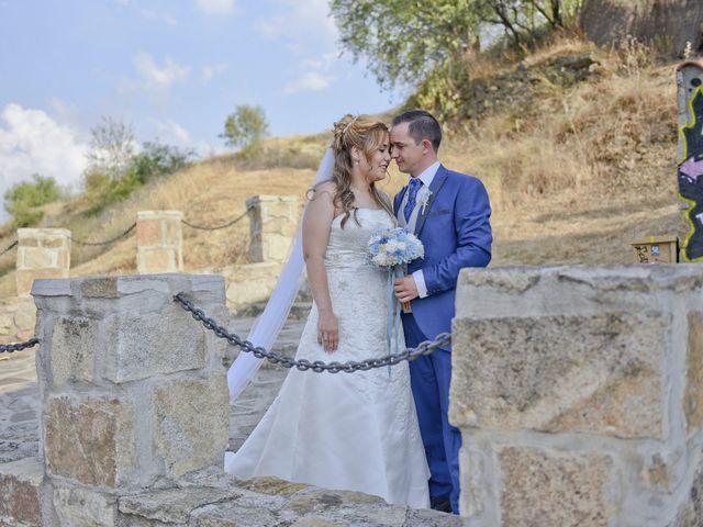 La boda de Lorena y Vicente