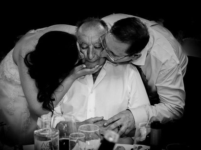 La boda de Ruben y Leyre en Quejana, Álava 1