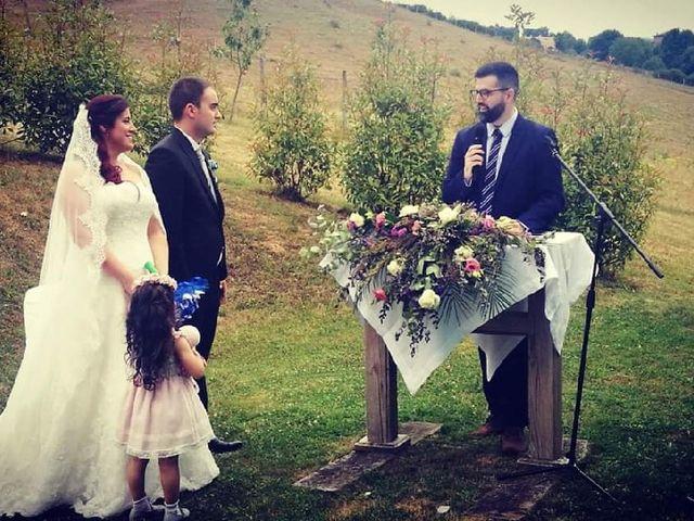 La boda de Leyre y Ruben