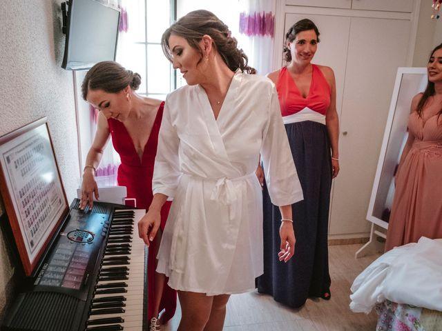 La boda de Laura y Alejandro en Elx/elche, Alicante 49