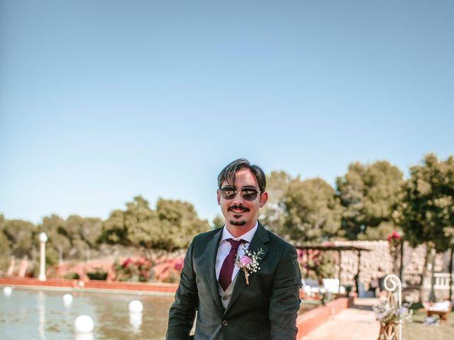 La boda de Laura y Alejandro en Elx/elche, Alicante 81