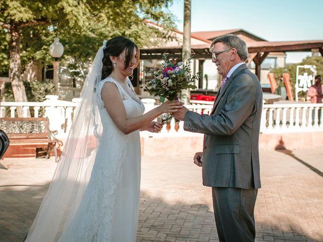 La boda de Laura y Alejandro en Elx/elche, Alicante 86