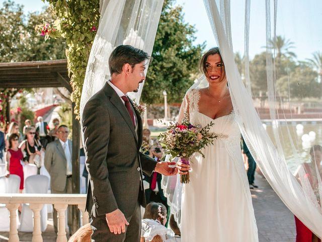 La boda de Laura y Alejandro en Elx/elche, Alicante 91