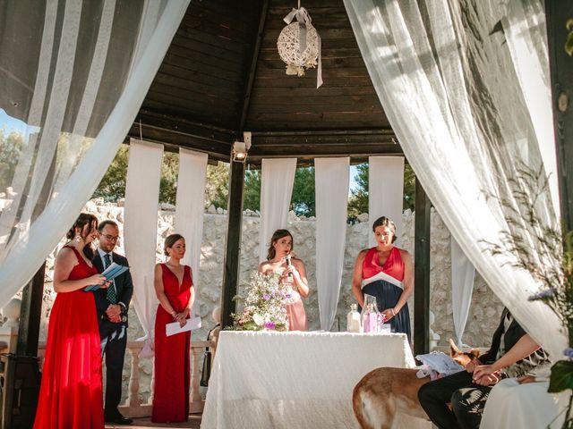 La boda de Laura y Alejandro en Elx/elche, Alicante 102