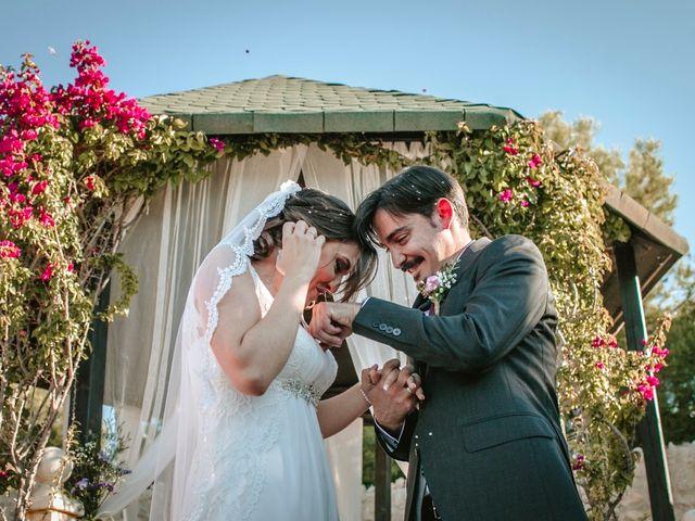 La boda de Laura y Alejandro en Elx/elche, Alicante 122