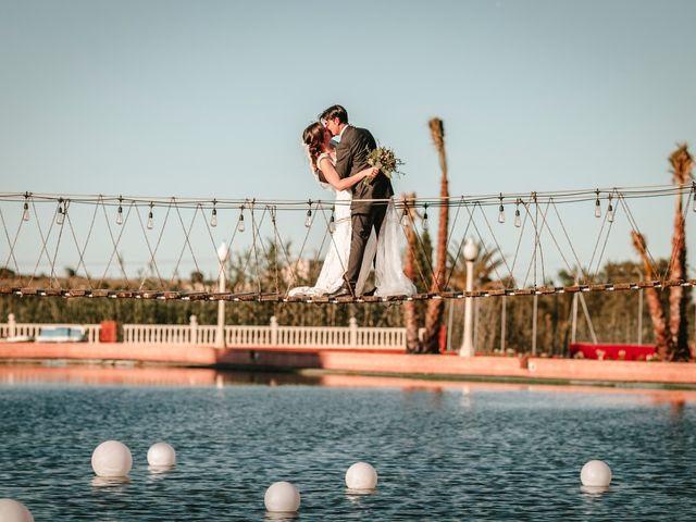 La boda de Laura y Alejandro en Elx/elche, Alicante 126
