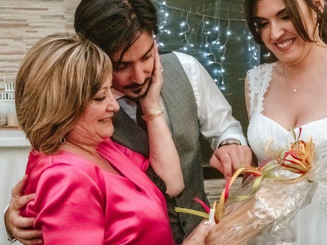 La boda de Laura y Alejandro en Elx/elche, Alicante 133
