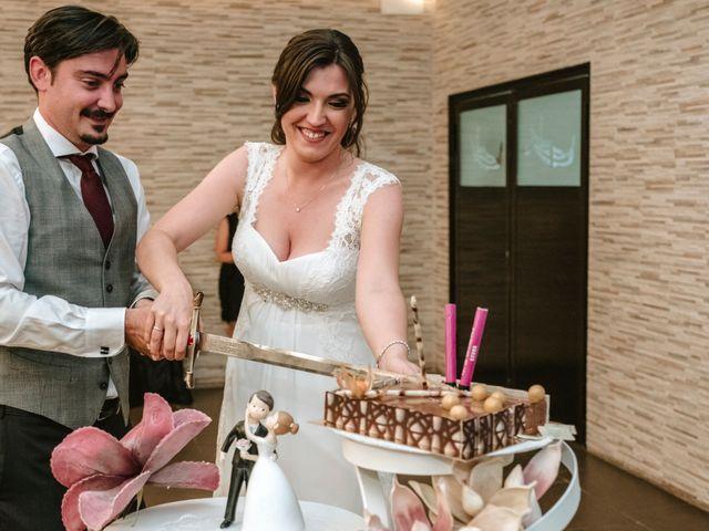 La boda de Laura y Alejandro en Elx/elche, Alicante 139