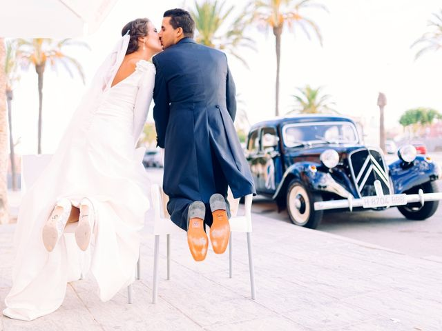La boda de Salve y Mario en Jerez De La Frontera, Cádiz 12