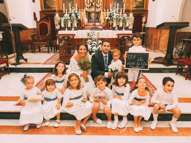 La boda de Salve y Mario en Jerez De La Frontera, Cádiz 40