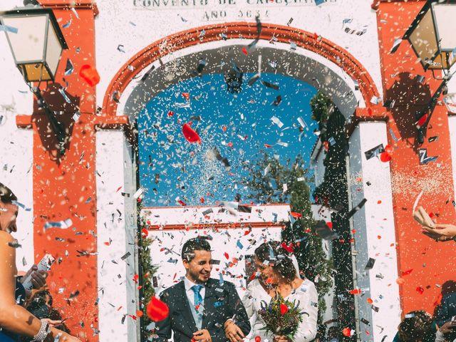 La boda de Salve y Mario en Jerez De La Frontera, Cádiz 42