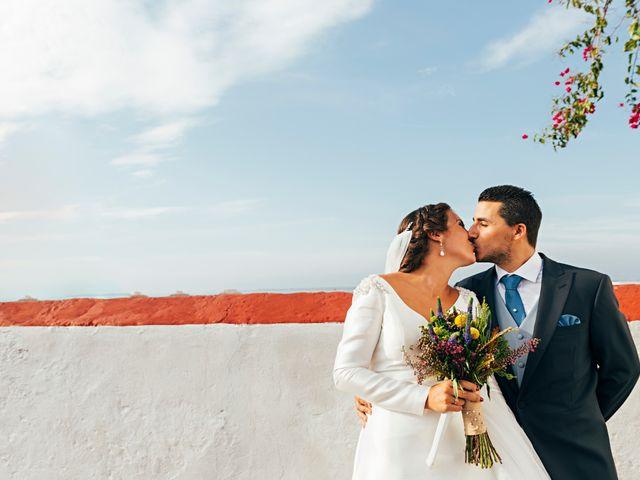 La boda de Salve y Mario en Jerez De La Frontera, Cádiz 44