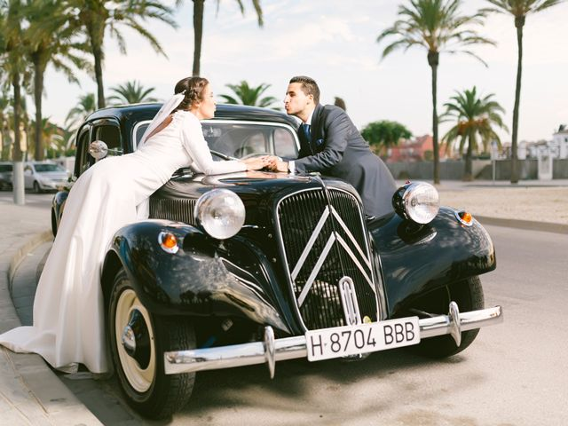 La boda de Salve y Mario en Jerez De La Frontera, Cádiz 72