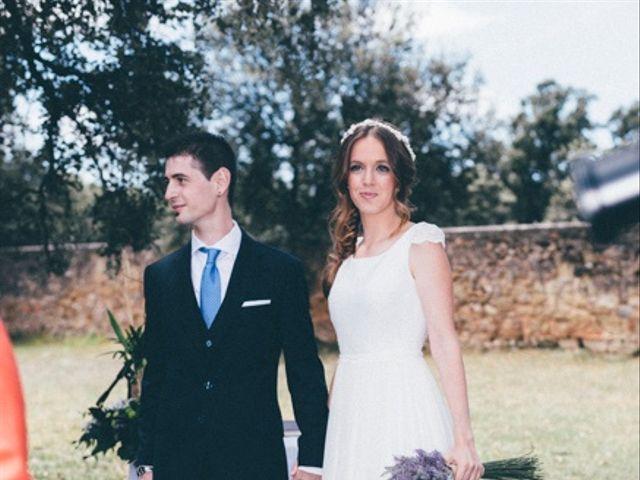La boda de Xabi y Ianre en Zarraton, La Rioja 15
