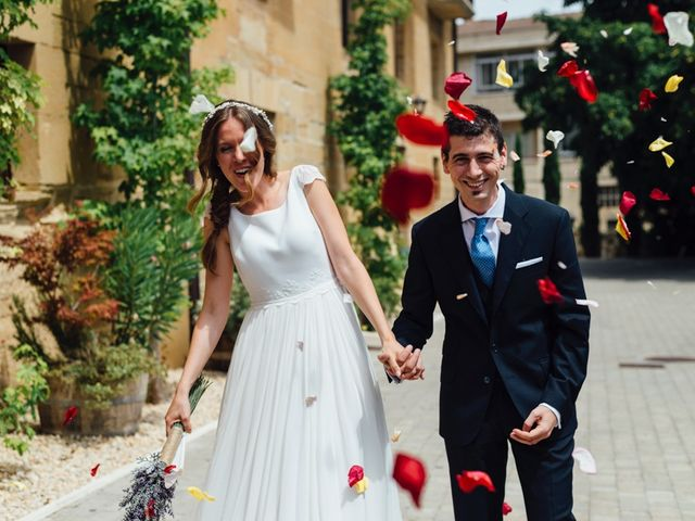 La boda de Xabi y Ianre en Zarraton, La Rioja 20