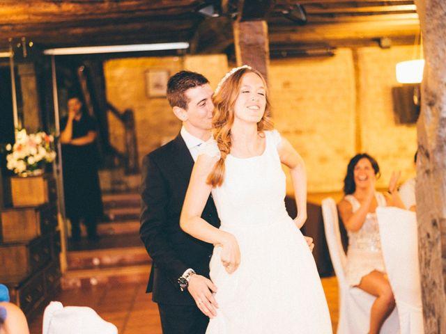 La boda de Xabi y Ianre en Zarraton, La Rioja 30
