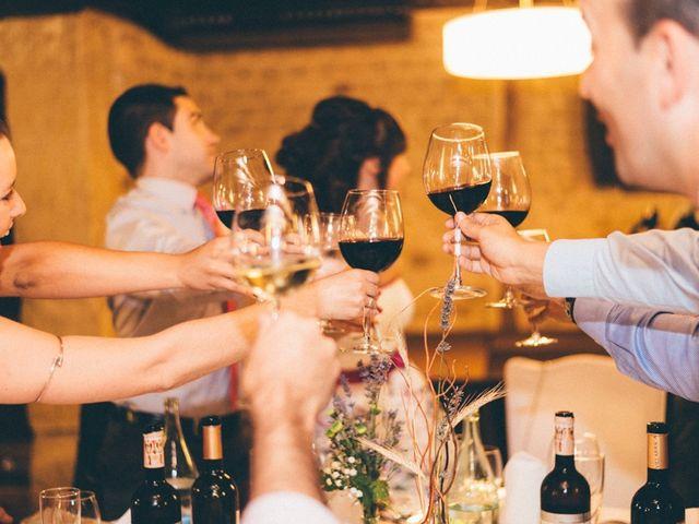 La boda de Xabi y Ianre en Zarraton, La Rioja 32