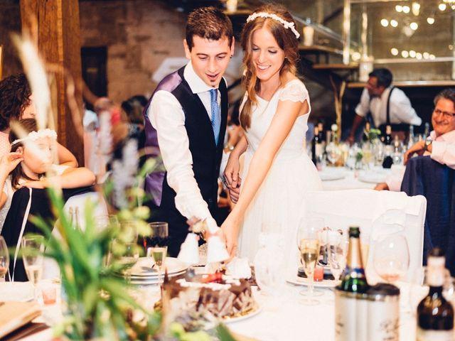 La boda de Ianre y Xabi