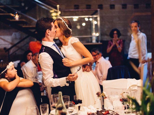 La boda de Xabi y Ianre en Zarraton, La Rioja 33