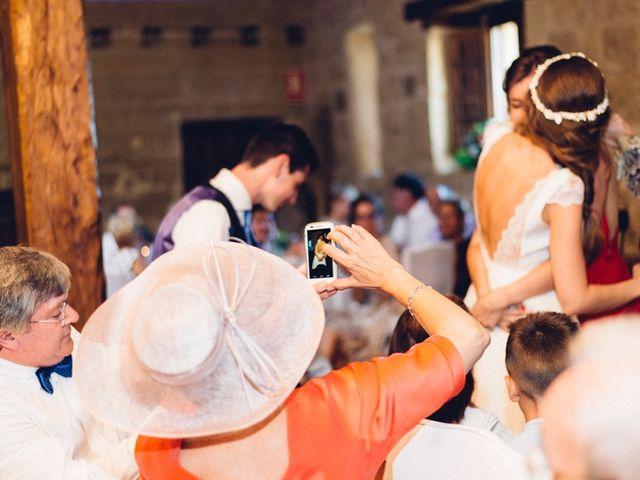 La boda de Xabi y Ianre en Zarraton, La Rioja 34