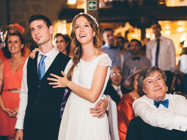 La boda de Xabi y Ianre en Zarraton, La Rioja 37
