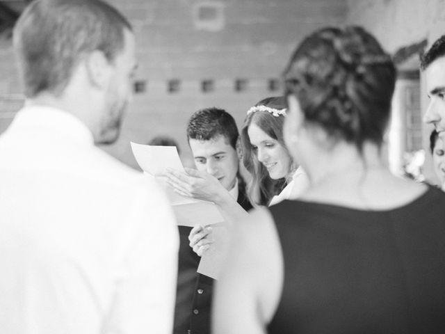 La boda de Xabi y Ianre en Zarraton, La Rioja 38