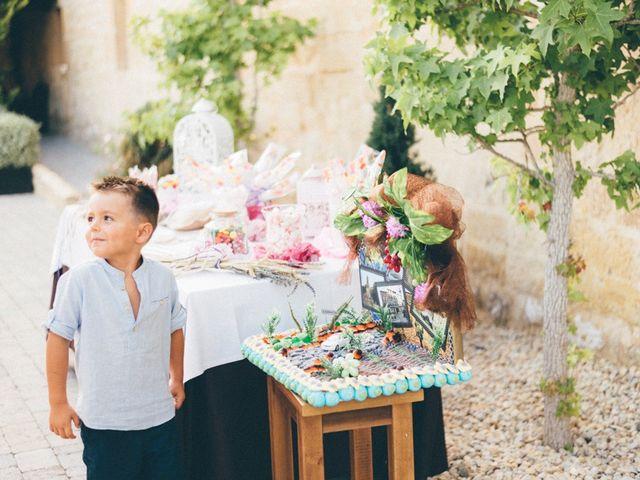 La boda de Xabi y Ianre en Zarraton, La Rioja 40